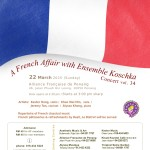 A French Affair with Ensemble Koschka Concert, vol. 34