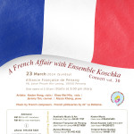 A French Affair with Ensemble Koschka Concert, vol. 30