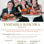 Ensemble Koschka Concert, vol. 31