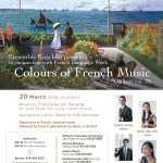 Colours of French Music Concert, vol. 39
