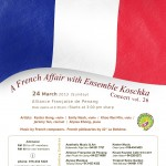 A French Affair with Ensemble Koschka